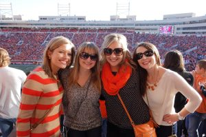 Home game last year with some of my favorites!
