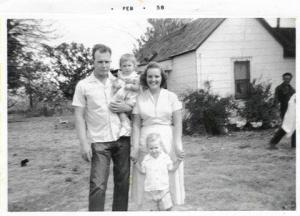 In their early years - before my dad was born.