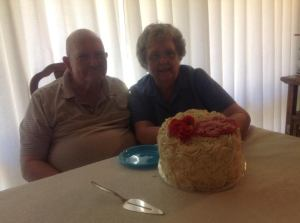 Most recent anniversary - 61 years!